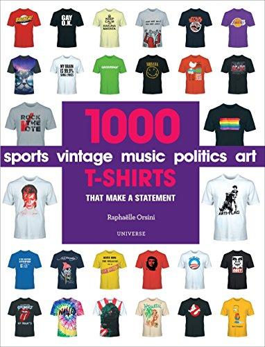 9780789332790: 1000 T-Shirts: That Make a Statement