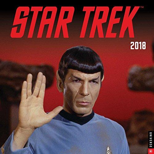 Star Trek: The Original Series Wall Calendar