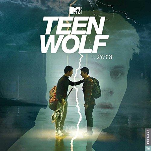 Teen Wolf 2018 Wall Calendar
