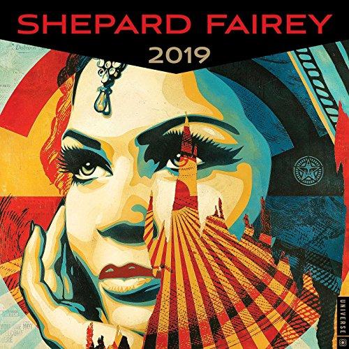Shepard Fairey 2019 Wall Calendar Format: Calendar