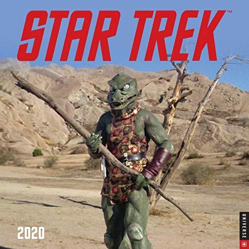 9780789336323: Star Trek 2020 Calendar