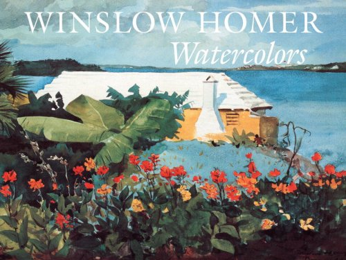Image result for winslow homer watercolors Cikovsky, Nicolai