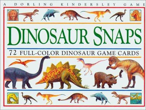Snap Cards: Dinosaur Snaps: DK Publishing
