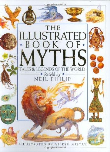 9780789402028: Illustrated Book of Myths
