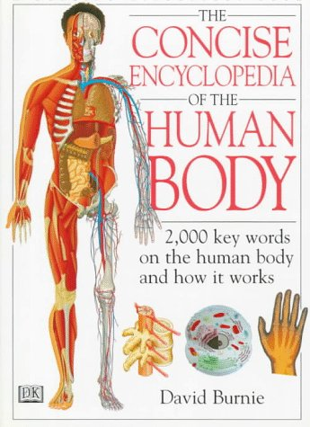 9780789402042: Concise Encyclopedia of the Human Body
