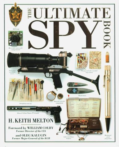 9780789404435: The Ultimate Spy Book