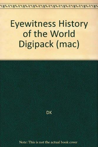 9780789405210: Eyewitness History of the World Digipack (mac)
