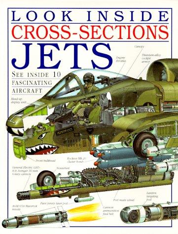 9780789407672: Jets (Look Inside Cross-Sections)