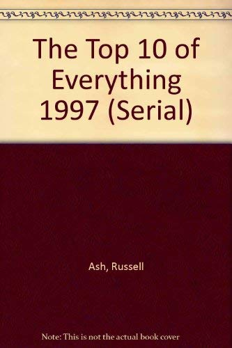 9780789410832: Top Ten of Everything 1997
