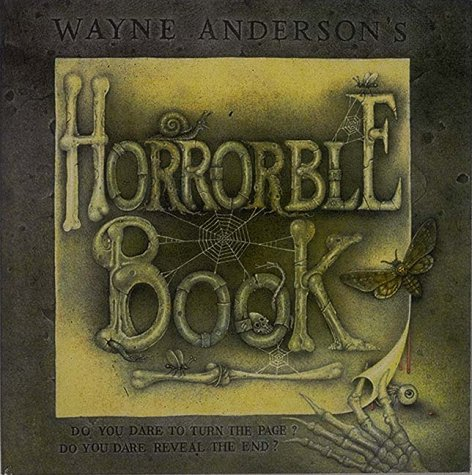 9780789411198: Wayne Anderson's Horrible Book