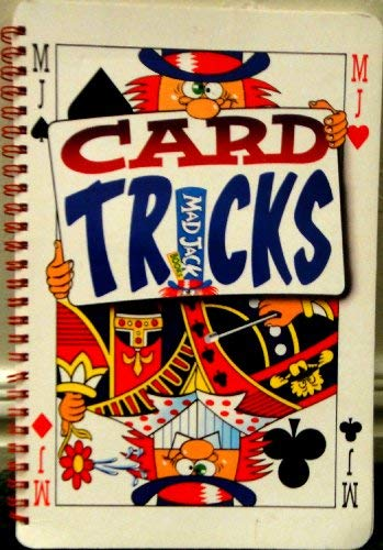 Mad Jack: Card Tricks: DK Publishing