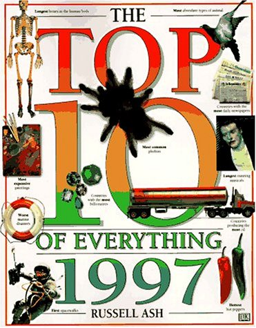 9780789412645: Top Ten of Everything 1997 (Serial)
