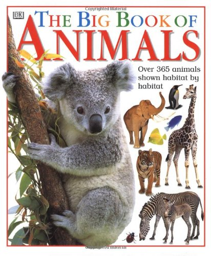 9780789414854: The Big Book of Animals
