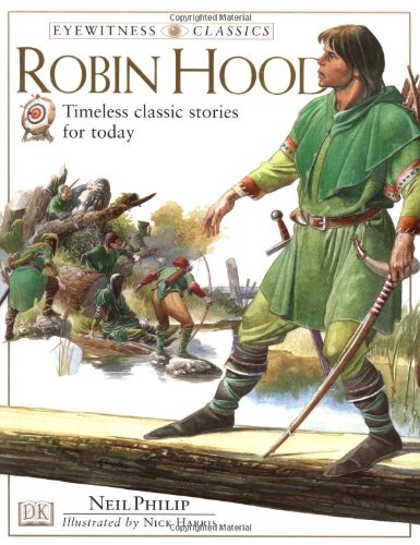 9780789414908: Robin Hood (Eyewitness Classics)