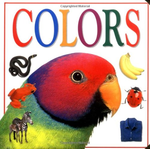 9780789415493: Colors (Soft-to-Touch Books)