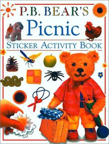 P.B. Bear Sticker Activity Book: Picnic: Editor-Fiona Munro; Editor-Kristin