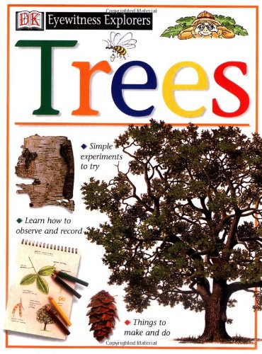 9780789416797: Trees (Eyewitness Explorers)