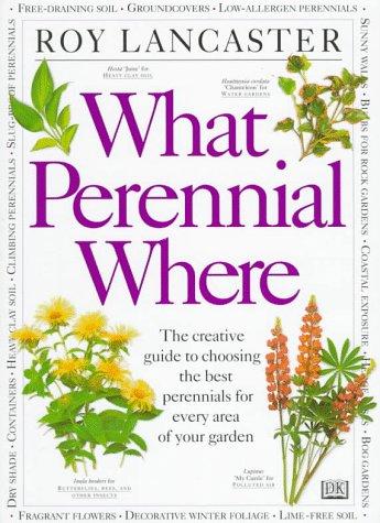 9780789420879: What Perennial Where