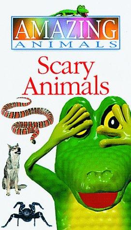 9780789421593: Scary Animals (Amazing Animals)
