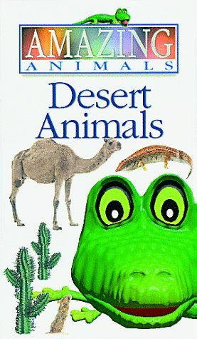 9780789421609: Amazing Animals: Desert Animals [VHS]