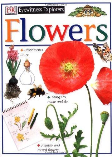 9780789422132: Flowers (Eyewitness Explorers)