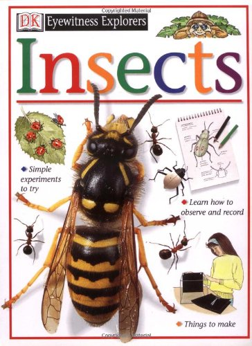 9780789422156: Eyewitness Explorers: Insects