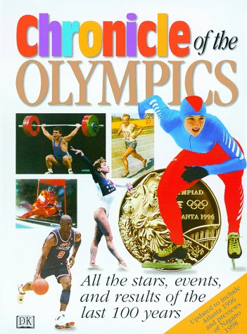 9780789423122: Chronicle of the Olympics (Updated Edition)