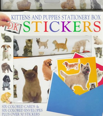 9780789423665: Kittens and Puppies: Stickers and Stationery