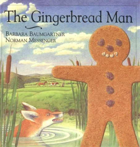 Nursery Classics: Gingerbread Man (0789424932) by Barbara Baumgartner