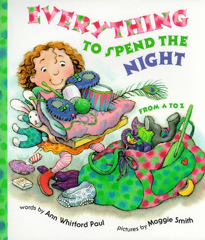 9780789425119: Everything to Spend the Night From A to Z