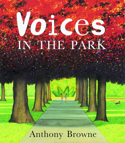 9780789425225: Voices in the Park