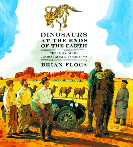 Dinosaurs at the Ends of the Earth: Brian Floca