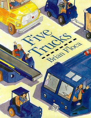 Five Trucks: Floca, Brian
