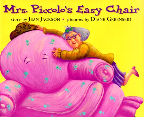 9780789425805: Mrs. Piccolo's Easy Chair