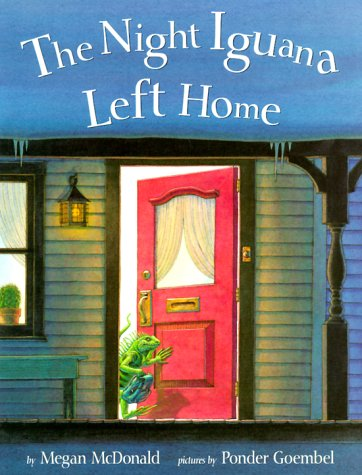 9780789425812: The Night Iguana Left Home