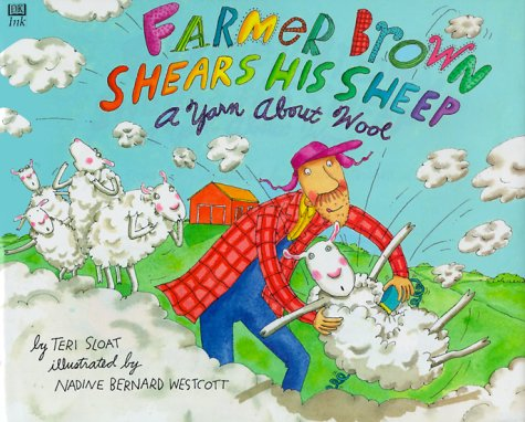 9780789426376: Farmer Brown Shears His Sheep: A Yarn About Wool