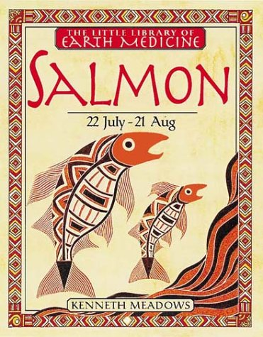 9780789428769: Salmon (Little Library of Earth Medicine)