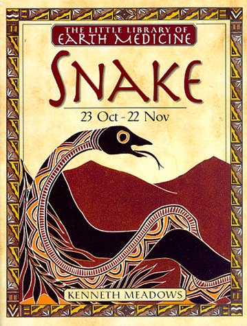 9780789428790: The Little Library of Earth Medicine : Snake