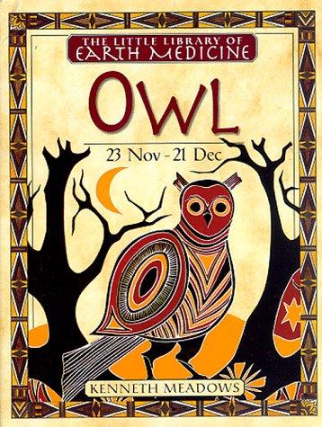 9780789428806: Owl (Little Earth Medicine Library)