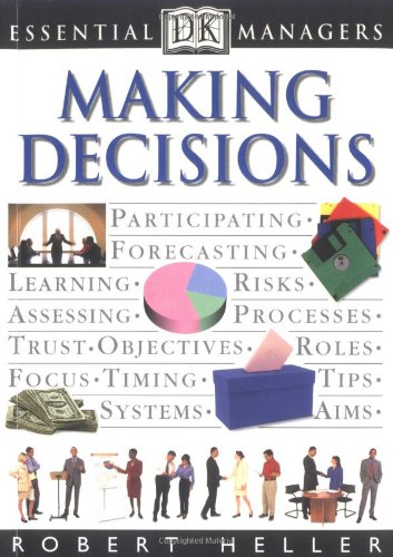 9780789428899: Making Decisions (Dk Essential Managers)