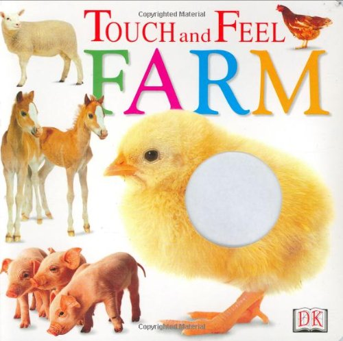 9780789429162: Farm (Touch and Feel)