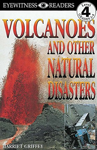 9780789429643: Volcanoes and Other Natural Disasters (Dk Readers, Level 4)