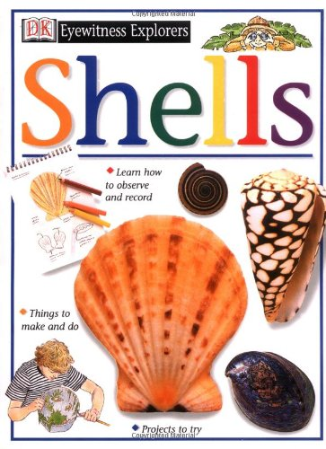 9780789429841: Eyewitness Explorers: Shells