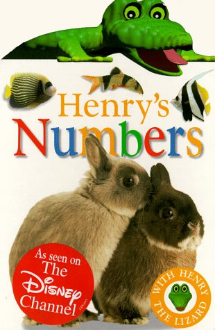 Henry's Numbers (Henry Board Books): DK Publishing