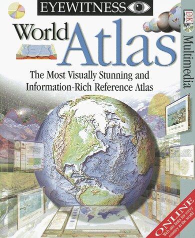 9780789432643: Eyewitness World Atlas (DK Eyewitness (Software))