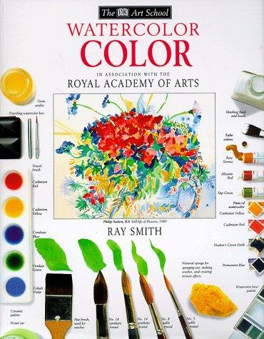 Watercolor Color (DK Art School)