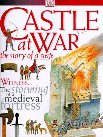 9780789434180: DK Discoveries: Castle at War