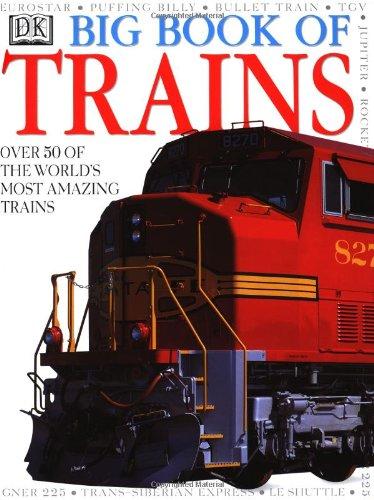 9780789434364: Big Book of Trains