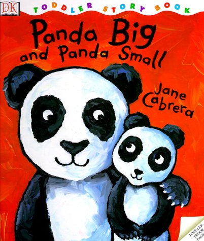 9780789434852: Panda Big and Panda Small (Dk Toddlers Storybook)
