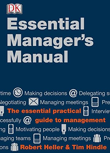 9780789435194: Essential Managers Manual